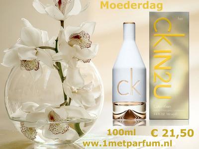 Calvin Klein CK In2U Her spray 100ml