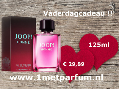 Joop! Homme spray 125ml