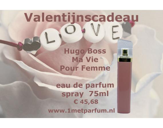 Hugo Boss Ma Vie Pour Femme Eau de Parfum spray 75ml