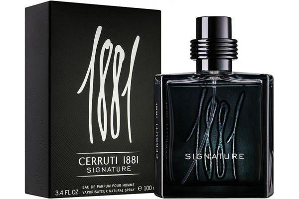Cerruti 1881 Black Pour Homme