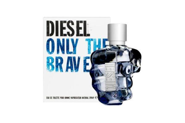 Diesel Only The Brave Pour Homme