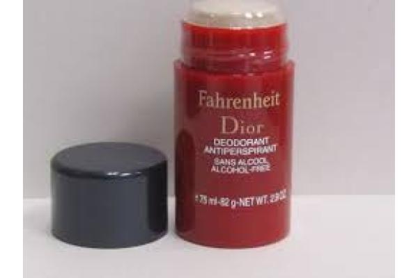 Christian Dior Fahrenheit Alcohol Free