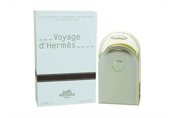 Hermes Voyage D'hermes refillable