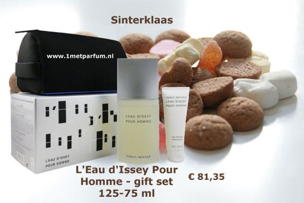 L'Eau d'Issey Pour homme gift set