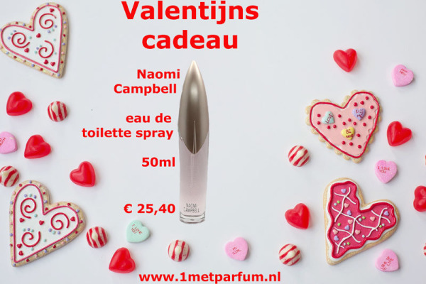 Naomi Campbell Eau de Toilette Spray 50ml