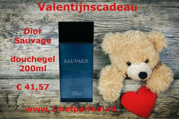 Dior Sauvage Douche gel 200ml