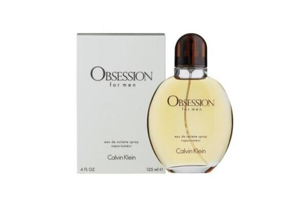 Calvin Klein Obsession For Men 125ml
