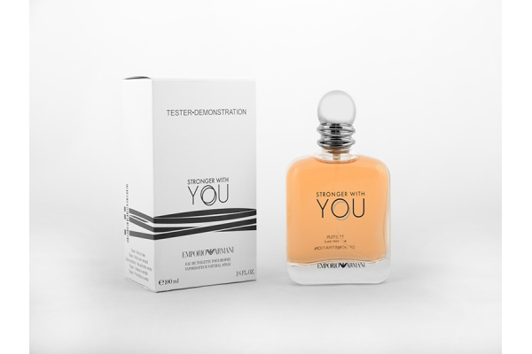 Giorgio Armani Stronger With You Pour Homme