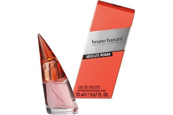 Bruno Banani Absolute Woman EdT spray 60ml